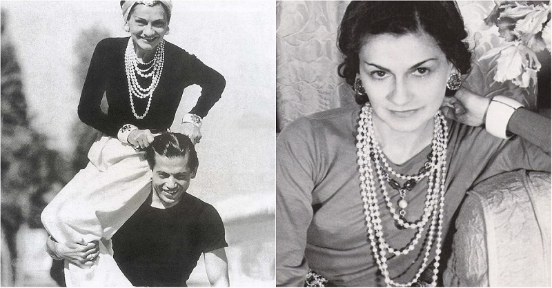 the early life and times of coco chanel Coco chanel today is legendary designer coco chanel's birthday and though we could just go on and on about the importance of her designs and how essential chanel ballet flats are to anyone's, wardrobe we want to celebrate her life as a brilliant businesswoman.
