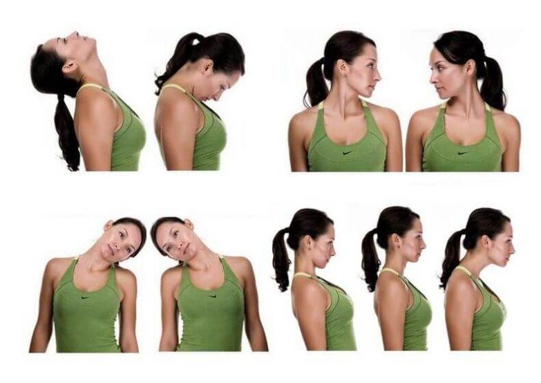 Перевернутые позы при шейном остеохондрозе